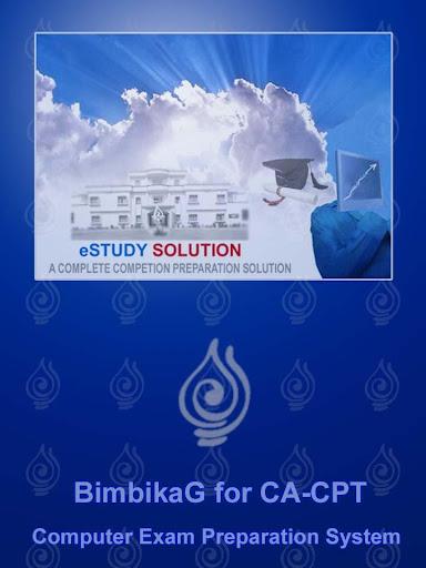 CA CPT Common Proficiency Test