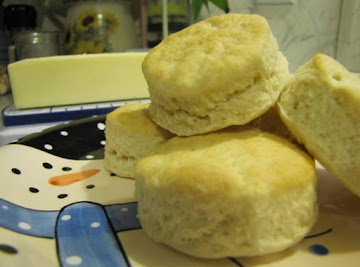 Just In Time For The Holidays: Biscuits Recipe