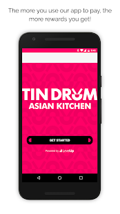 Tin Drum Rewards- screenshot thumbnail