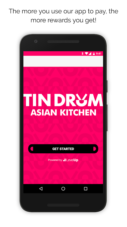 Tin Drum Rewards- screenshot