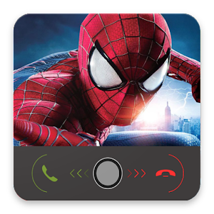 fake call from spiderman