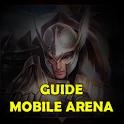 Guide Mobile Arena icon