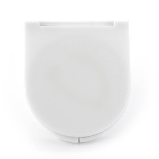 Promotional Compact Mirrors - white