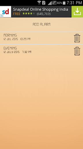 Digital Alarm App