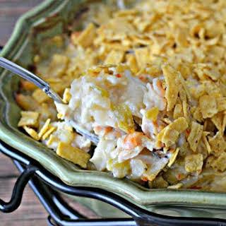 Chicken Fiesta Casserole.