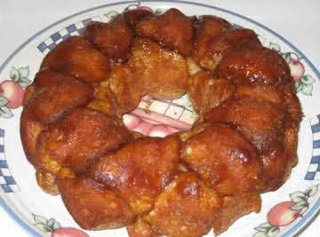Cinnamon Pull-Apart Bread (Monkey Bread)