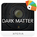 XPERIA™ Dark Matter Theme Android