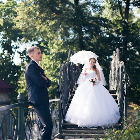 Wedding photographer Irina Polyakova-Shurmovskaya (monnamira). Photo of 10.09.2015