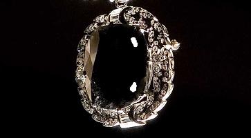 The Black Orlov: Famous Black Diamonds