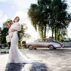 Wedding photographer Sergey Golovanov (photogolovanov). Photo of 09.04.2017