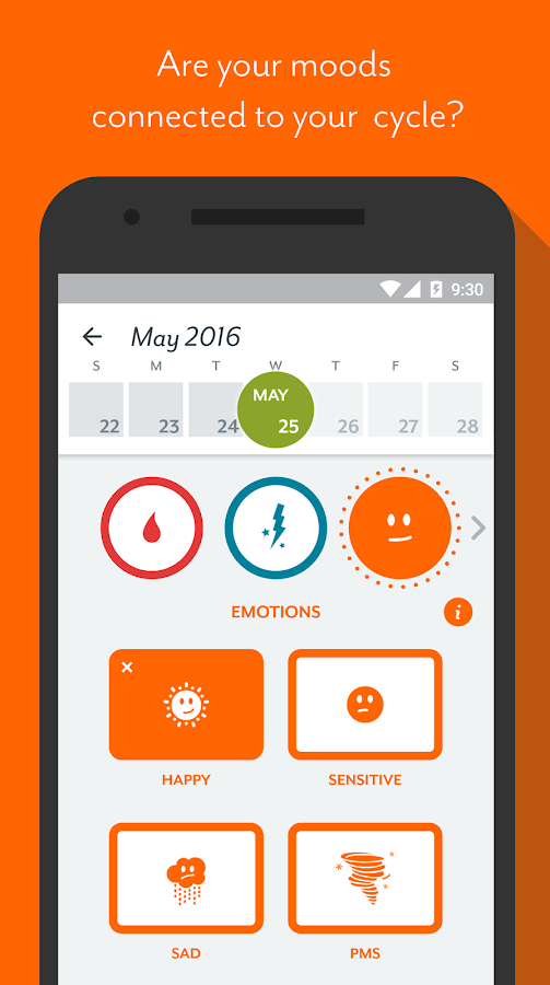 Clue - Period Tracker - Android Apps on Google Play
