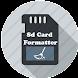 Repair SD Card Damaged Formatter