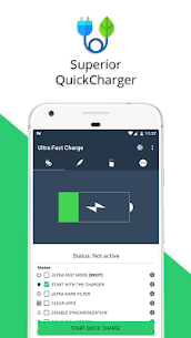 Ultra Fast Charge 8.7 [Pro] Cracked APK 1