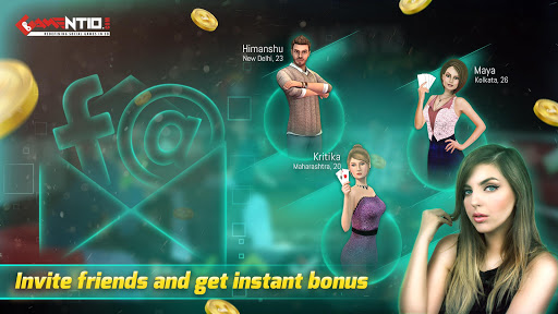 Gamentio 3D: Teen Patti Poker Rummy Slots +More 1.1.43 screenshots 3