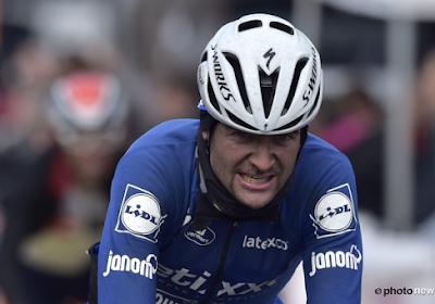 Cyclisme: Serry veut gagner