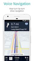 screenshot of HERE WeGo - Offline Maps & GPS