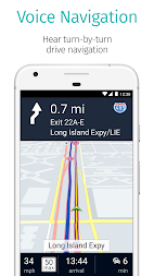 HERE WeGo - Offline Maps & GPS APK screenshot thumbnail 4