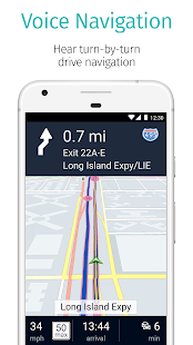 HERE WeGo - Offline Maps & GPS Screenshot