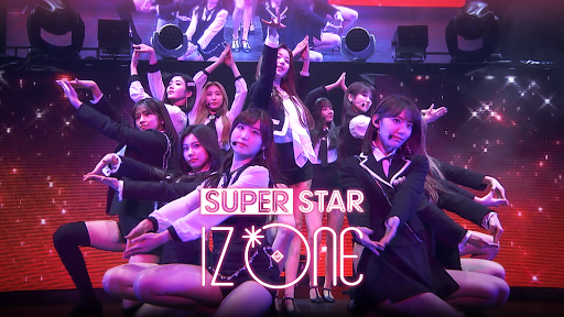 SUPERSTAR IZ*ONE 1.1.2 screenshots 1