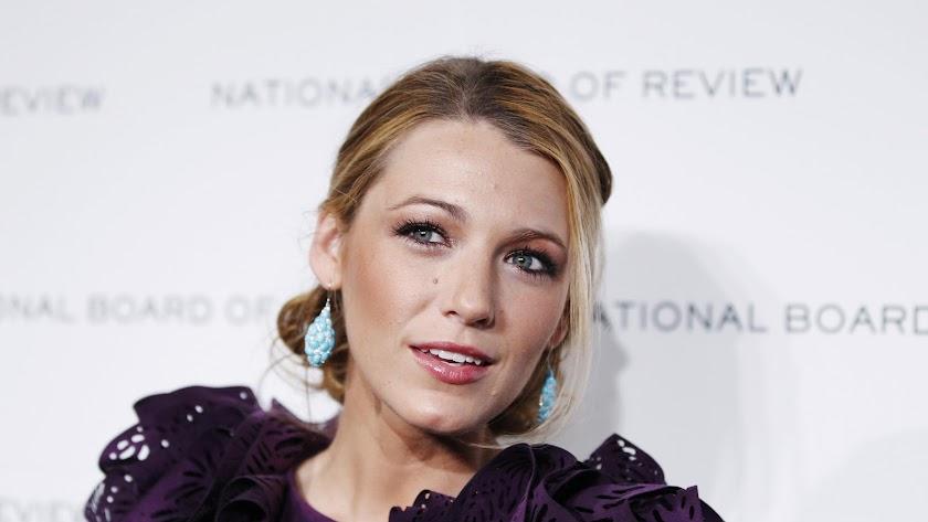 Blake Lively es la protagonista de la película.