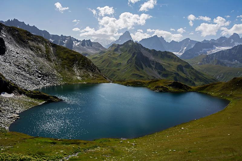 Il cuore delle Alpi di LucaMonego