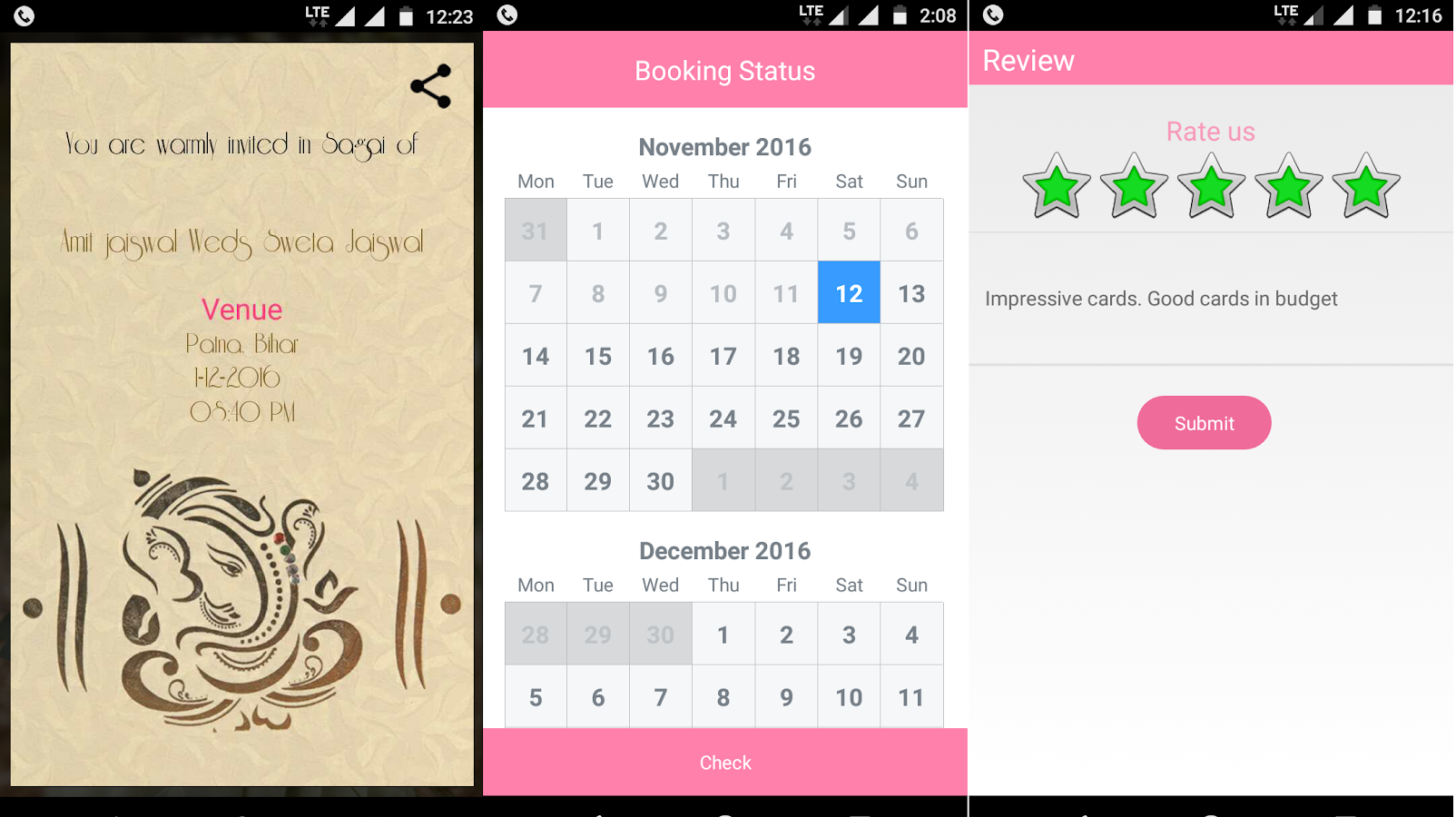 My fair shaadi wedding app android apps on google play my fair shaadi wedding app screenshot junglespirit Images