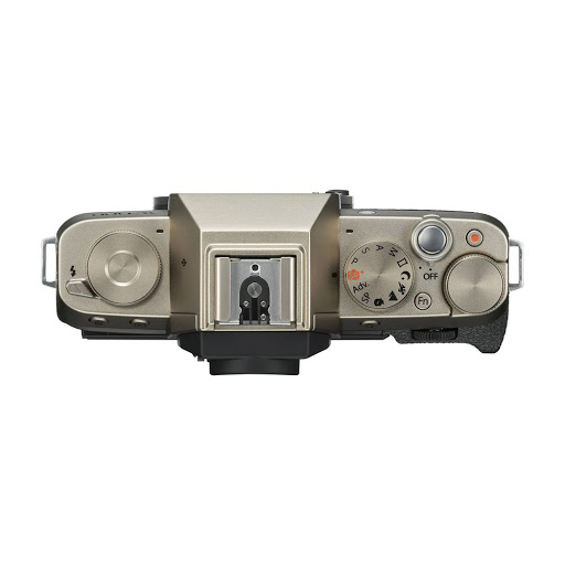 Fujifilm X-T100 Body_ChampagneGold_3.jpg