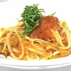 """""""Uni and Ikura"""" Tomato Sauce"""