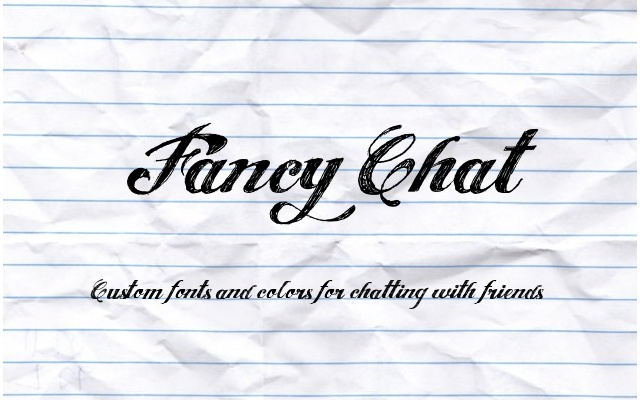 Fancy Chat