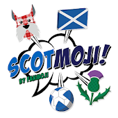 Scotmoji - Scottish Stickers!