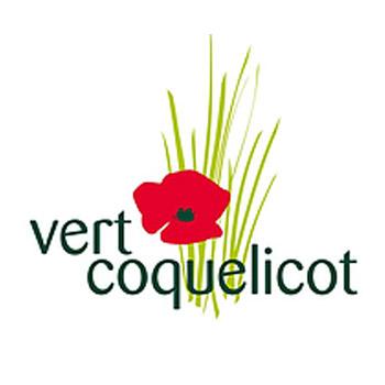 Riz vert coquelicot