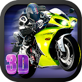 Moto Racer - City Traffic 3D