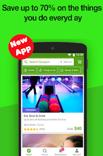 App For Groupon 2019