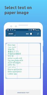 OCR Text Scanner : Convert an image to text Mod 2.0.1 Apk [Unlocked] 3