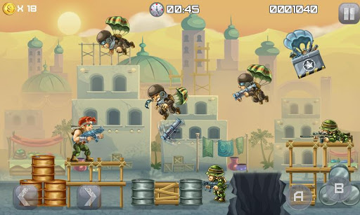 Metal Soldiers 1.0.12 screenshots 2