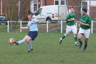 Photo: 10/03/12 v Newark Town (Central Midlands League Div South) 3-1 - contributed by Rob Campion