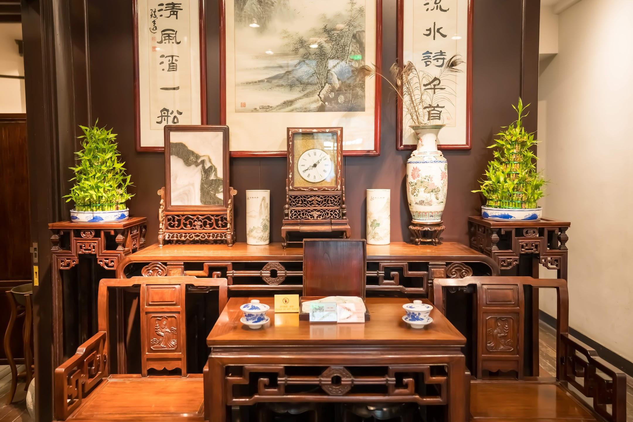 上海 新天地 石庫門屋里厢1
