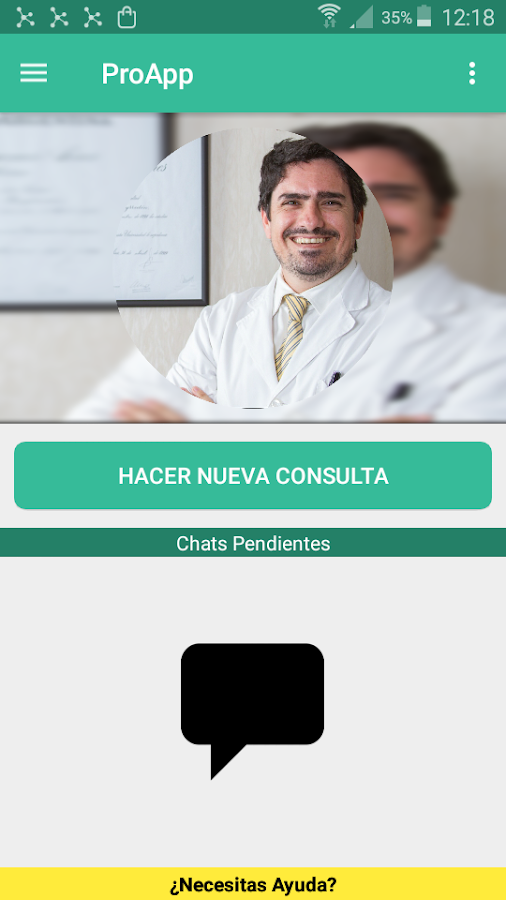 ProApp Consulta Especializada- screenshot