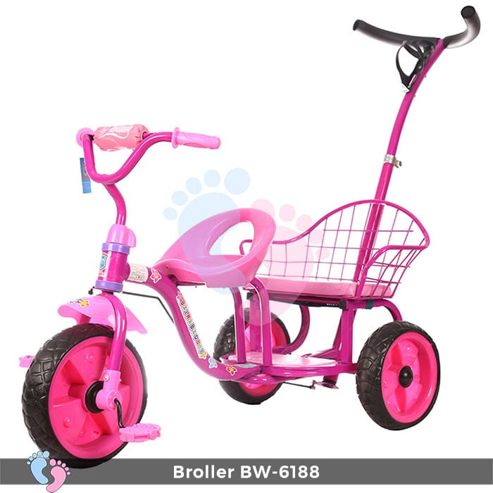 Xe đạp đẩy ba bánh Broller XD3-6188 1