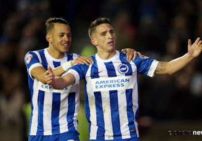 Anthony Knockaert is de beste speler van de Engelse Championship