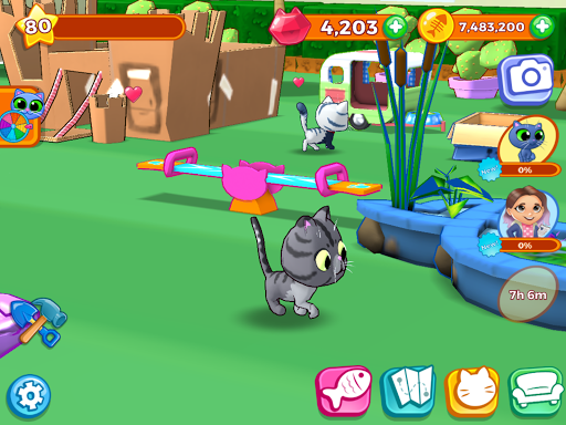 Kitty Keeper: Cat Collector - screenshot