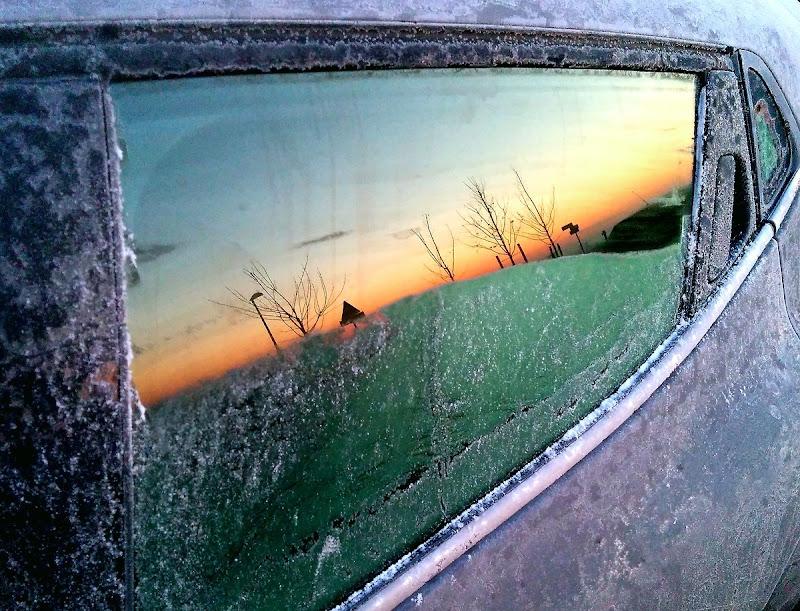 L'alba scongelata di Luca Mandelli