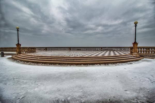 Neve sul mare di Gianluca Presto