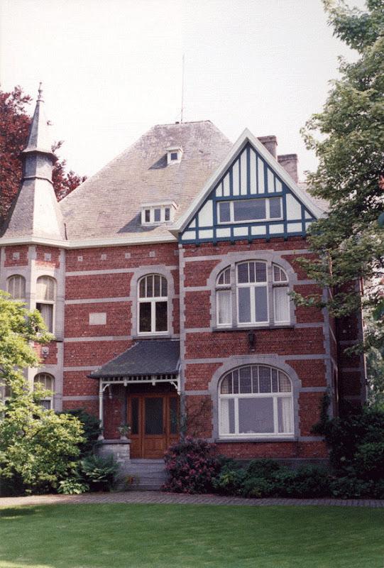 Figuur 21: Het Klein Hof ter Meren, Neerlintersesteenweg 167.