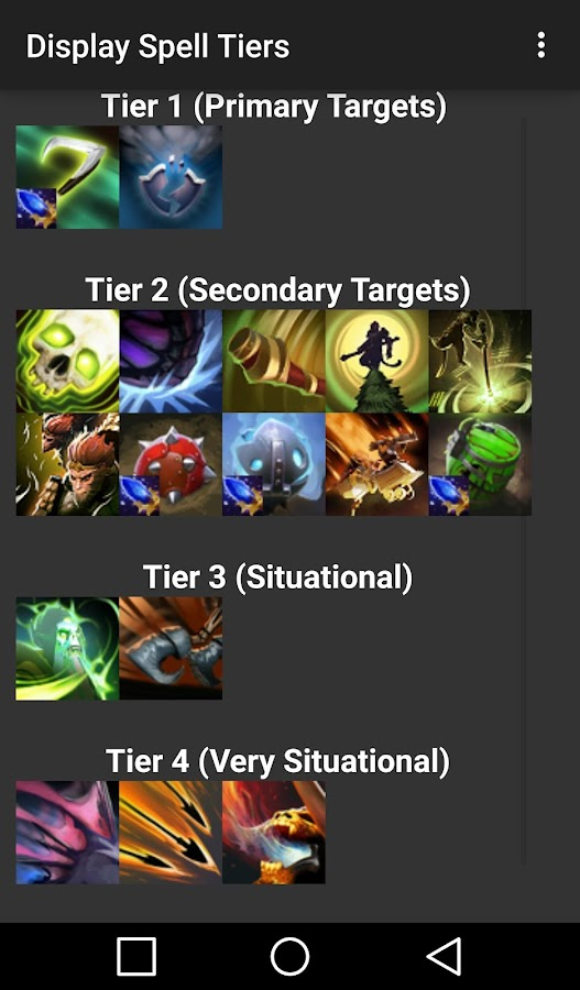 Rubick Spell Steal Android Apps On Google Play