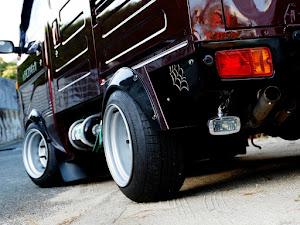 ハイゼットトラック  パネルバンのカスタム事例画像 アホタン☆ブチさんの2021年10月19日17:26の投稿