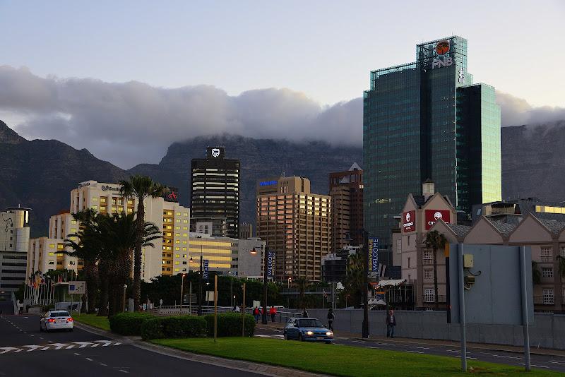 Cape Town di skirod