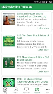 MyExcelOnline – Free Microsoft Excel Tutorials 4