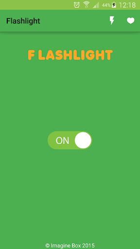 Free Flashlight + Widget