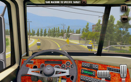 Oversized Load Cargo Truck Simulator 2019 apkpoly screenshots 5
